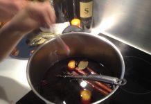 In einem richtig guter Glühwein gehört nur richtig guter Wein und Gewürze.