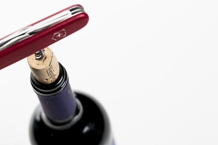 offene Weinkeller auf dem Weingut Schwarz Freienstein